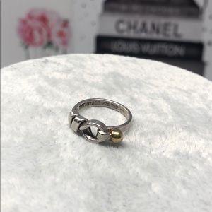 Tiffany&co.925 750 Ring